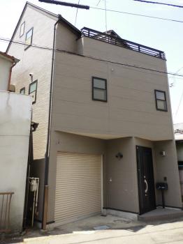 『桜町戸建』の画像
