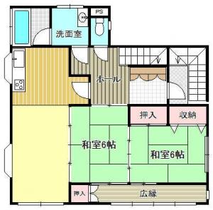 『土浦住宅1F』の画像