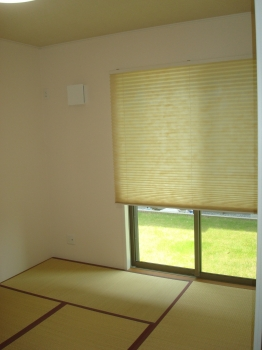 『中高津№5和室』の画像