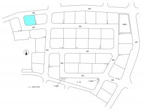 『井野建売区画』の画像